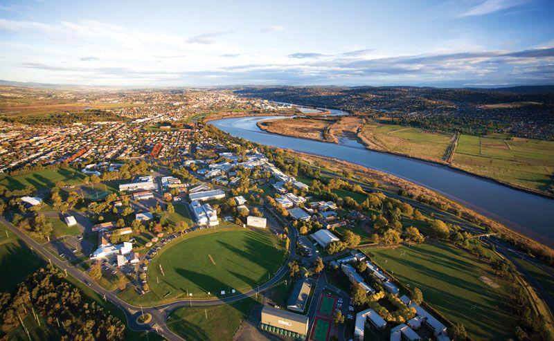 newnham campus